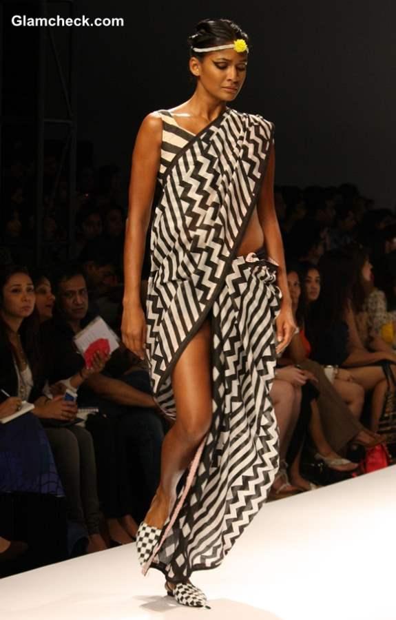 Wills Lifestyle Fashion Week Fall-Winter 2013 Anupama Dayal