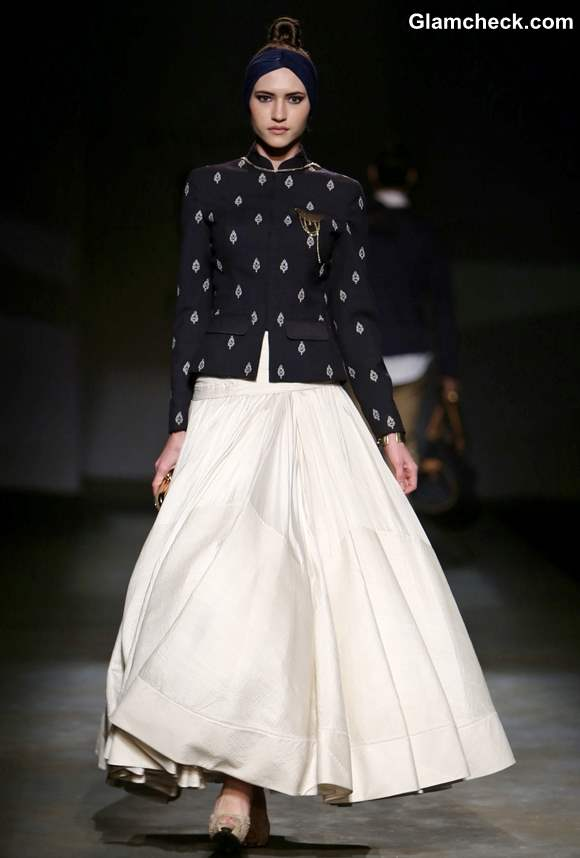 Wills Lifestyle India Fashion Week Fall-Winter 2013 Shantanu Nikhil Collection