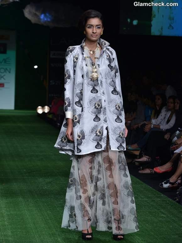 Masaba Gupta LFW Summer-Resort 2013 collection