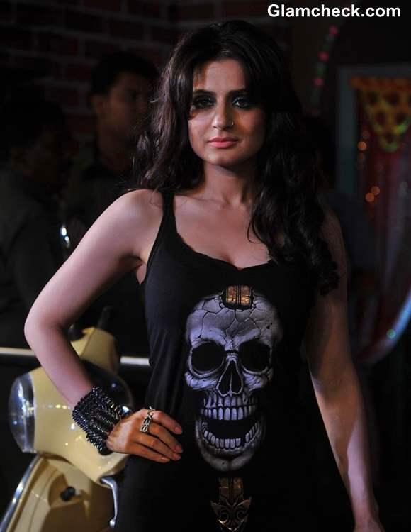 Ameesha Patel Desi Magic 2013