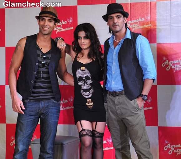 Ameesha Patel Desi Magic First Look