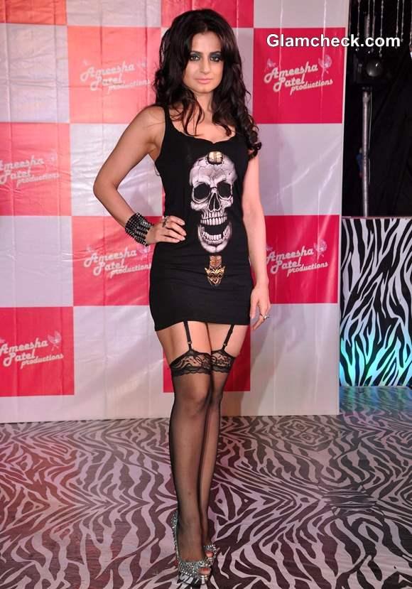 Ameesha Patel at Desi Magic First Look