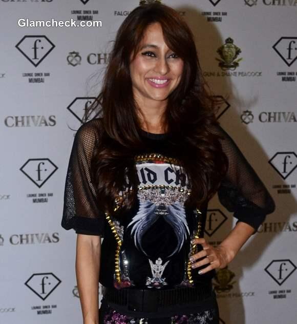Anushka Dandekar at Shane & Falguni Success Bash