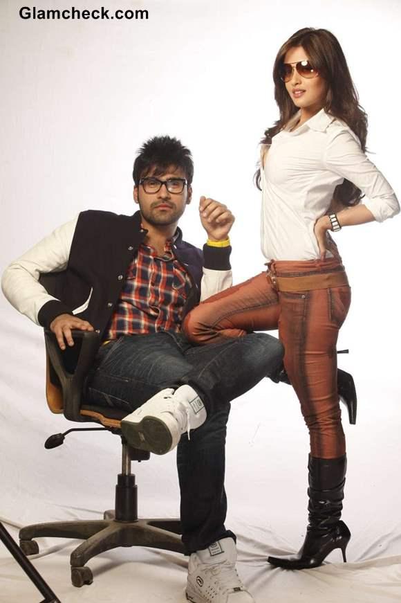 Arya Babbar and Riya Sen movie Zindagi 50-50