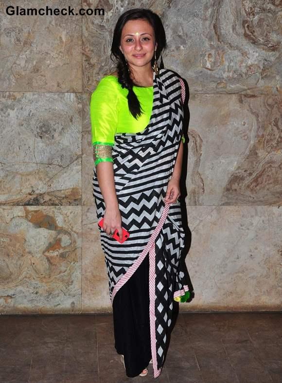 Avantika Malik at Qayamat se Qayamat Tak Special Screening