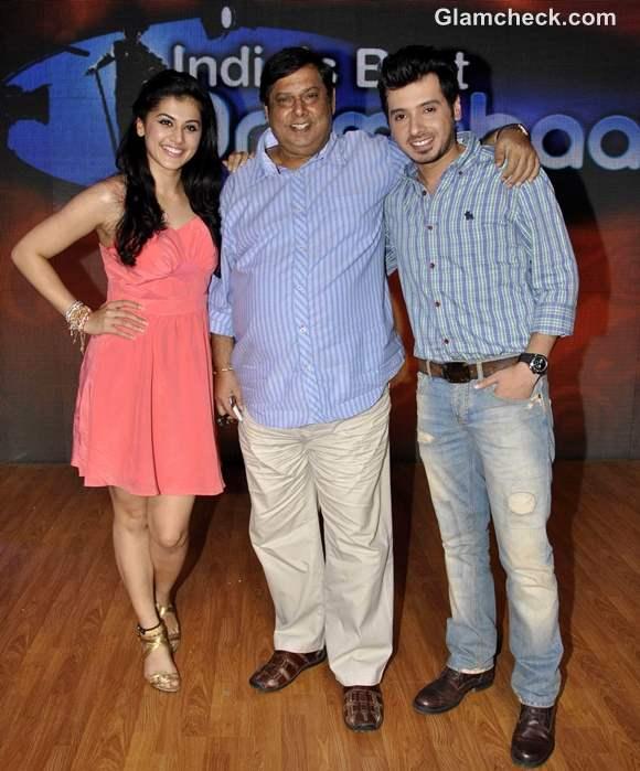 Cast of Chashme Baddor Promote movie in Mumbai