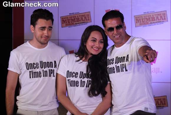 Cast of Once Upon a Time in Mumbai Again Promote Film in Kolkatta