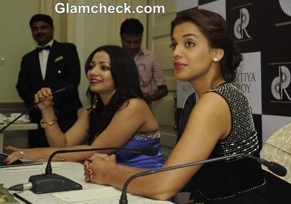 Ditiya Roy New Label Launch Fashion Show