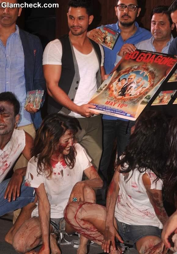 Go Goa Gone Launch Music in Mumbai