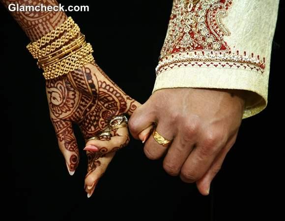 Indian Weddings Preparations Rituals