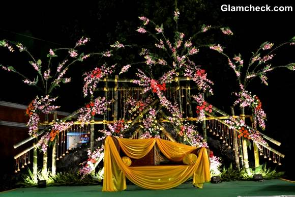 Indian Weddings Preparations decor