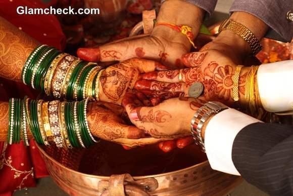 Indian Weddings rituals ceremony