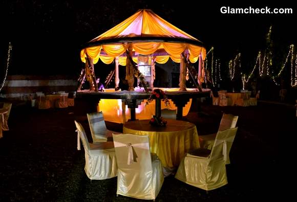 Indian Weddings stage decor ideas