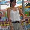 Jacqueline Fernandez 2013 at Essel World