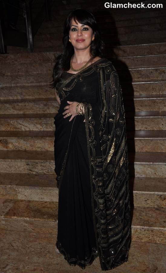 Mahima Chaudhry at Jai Maharashtra Channel Launch