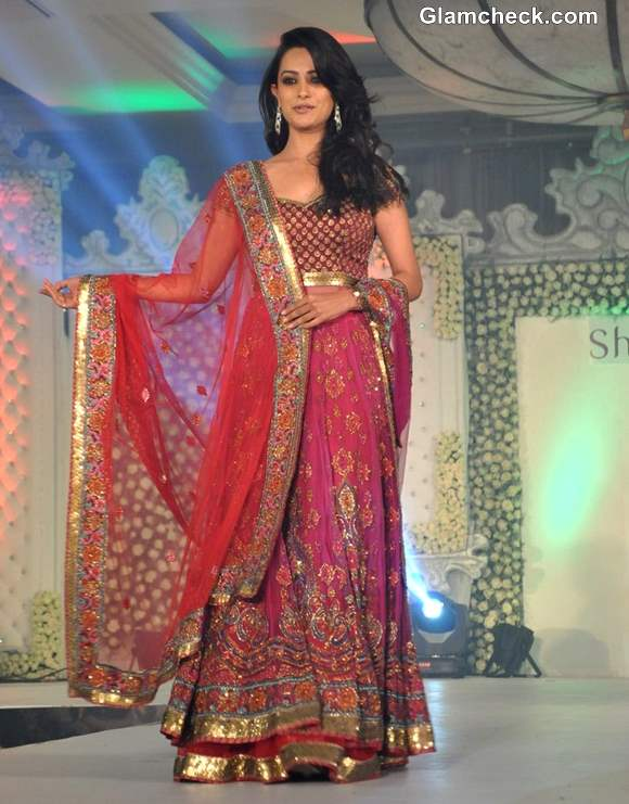 Neeta Lulla 2013 Bridal Shehnai collection