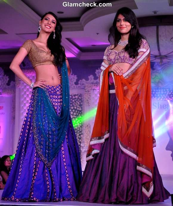 Neeta Lulla Displays Bridal Collection Shehnai 2013