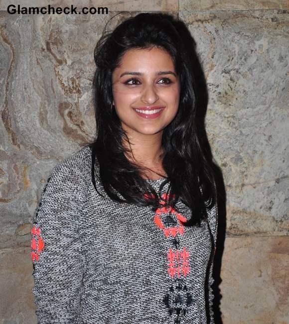 "Parineeti Chopra 2013 at Bombay Talkies"" Screening"