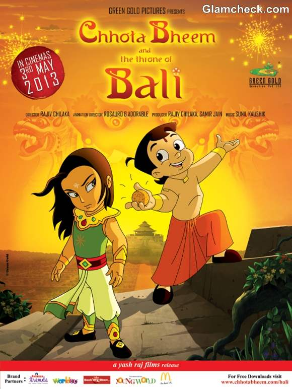 Posters Chhota Bheem and the Throne of Bali