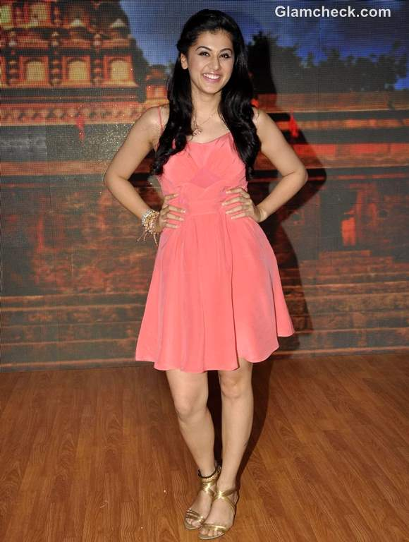 Taapsee Pannu in Chashme Baddor