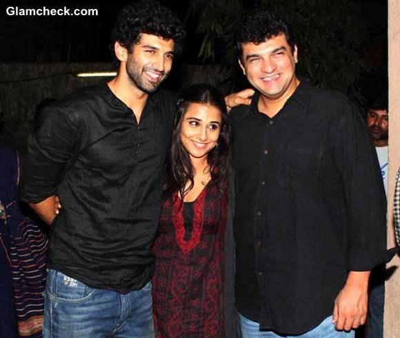Vidya Balan at Aashiqui 2 Special Screening