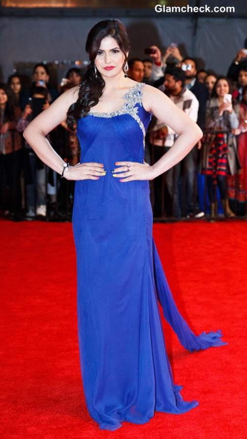 Zareen Khan TOI Awards 2013