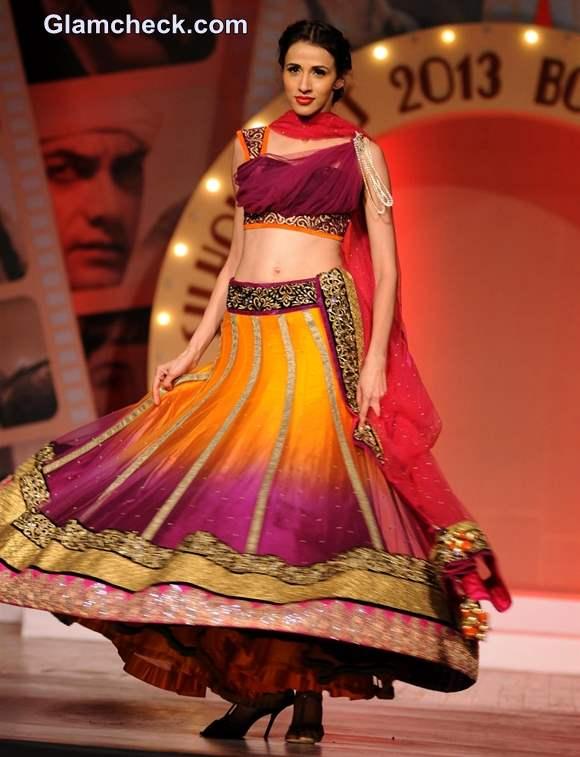 2013 Silhouettes Bollywood Bytes Fashion Show