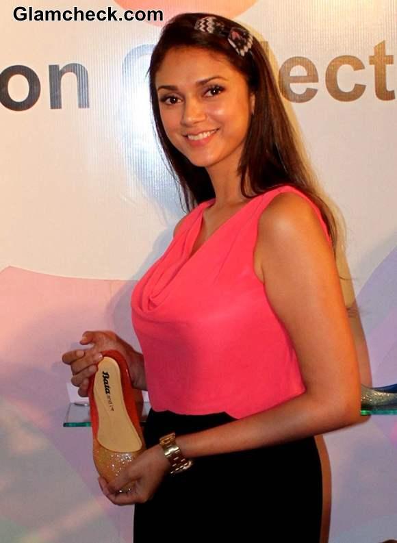 Aditi Rao Hydari at Bata India Monsoon Collection Launch
