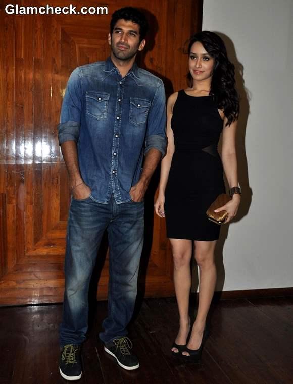 Aditya Roy Kapoor Shraddha Kapoor Aashiqui 2 Success Party