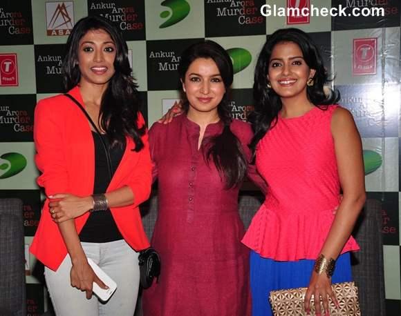 Cast of Ankur Arora Murder Case Launch First Look in Mumbai