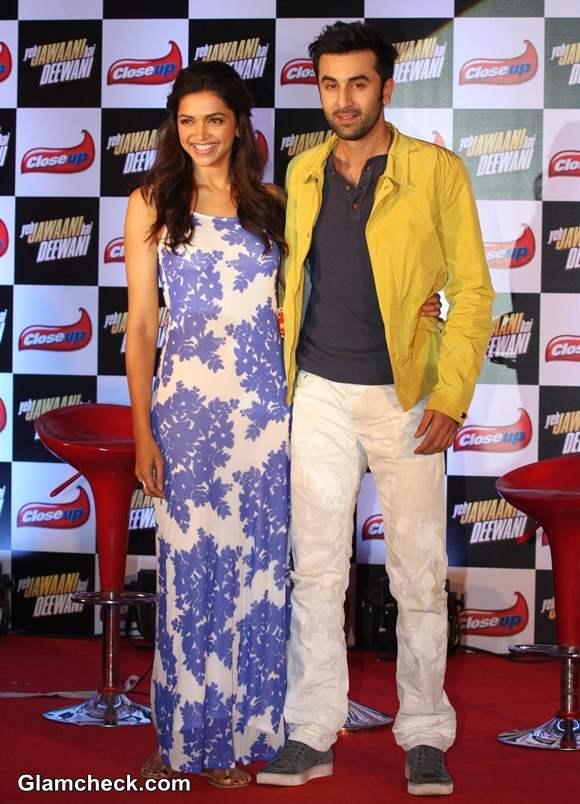 Deepika Padukone Ranbir Kapoor Yeh Jawaani Hai Deewani 2013