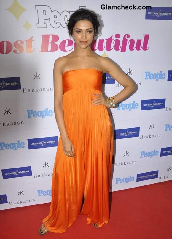 Deepika Padukone at People Magazines Most Beautiful Woman 2013 issue
