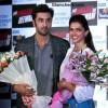Deepika Padukone with Ranbir Singh 2013
