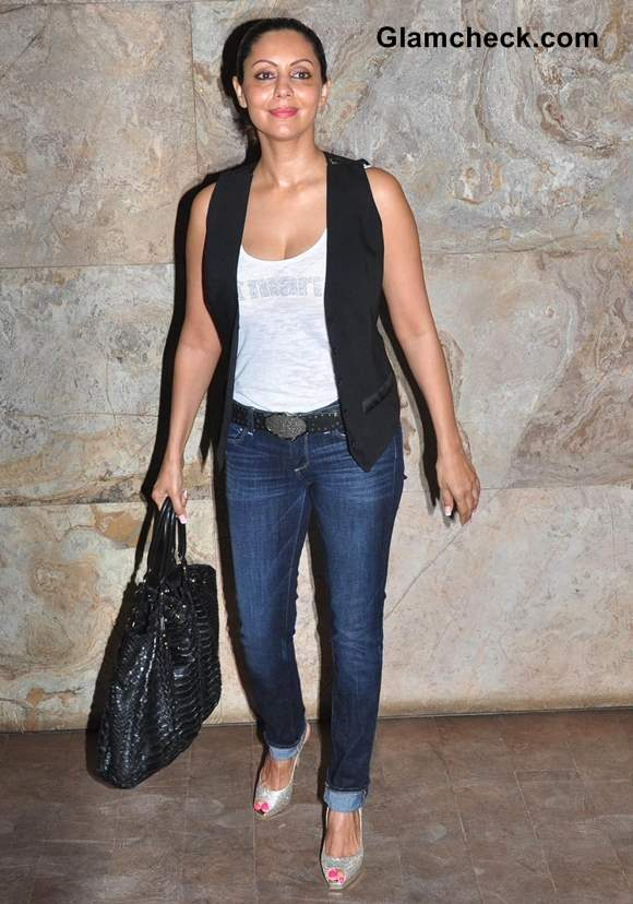 Gauri Khan 2013 pictures casual look