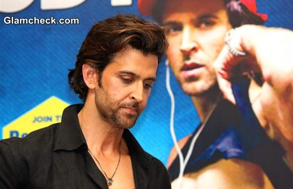 Hrithik Roshan Talks Action Hot Bods at Guide to Your Best Body Book Launch
