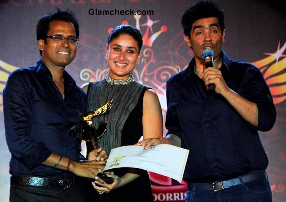 Kareena Kapoor 2013 Hair Styling Makeup Awards