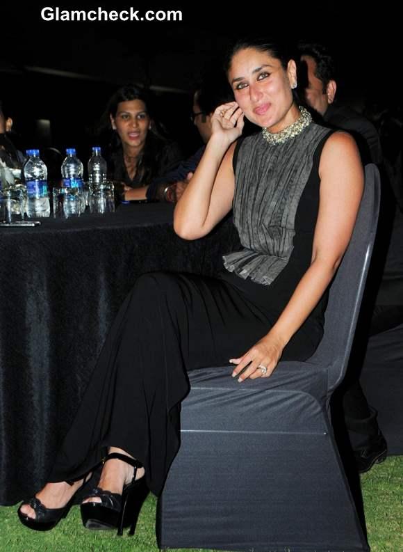 Kareena Kapoor Hair Styling Makeup Awards 2013