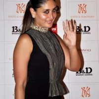 Kareena Kapoor at Hair Styling Makeup Awards 2013