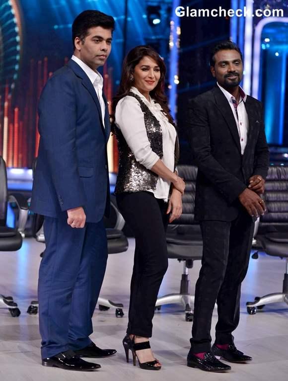 Madhuri Dixit at Jhalak Dikhla Ja Season 6 First Look