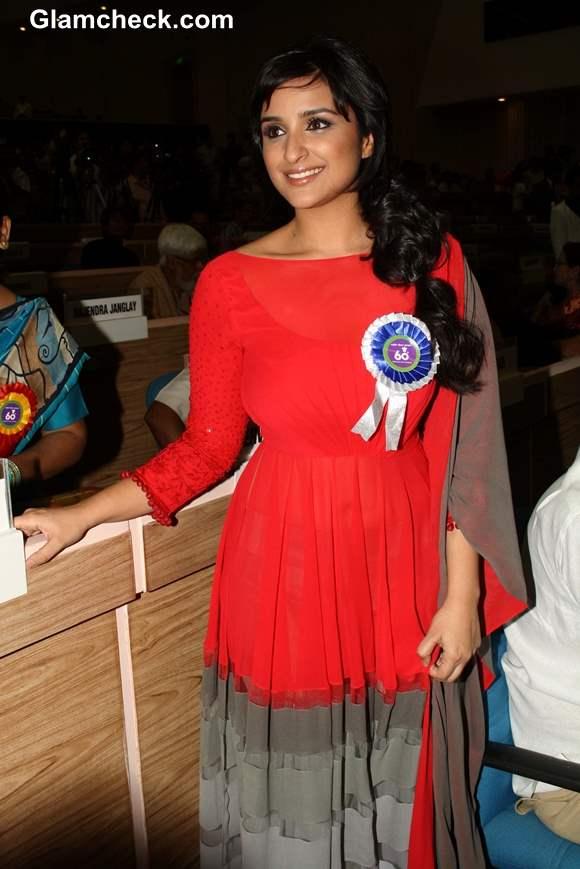 Parineeti Chopra at 60th National Film Awards 2012