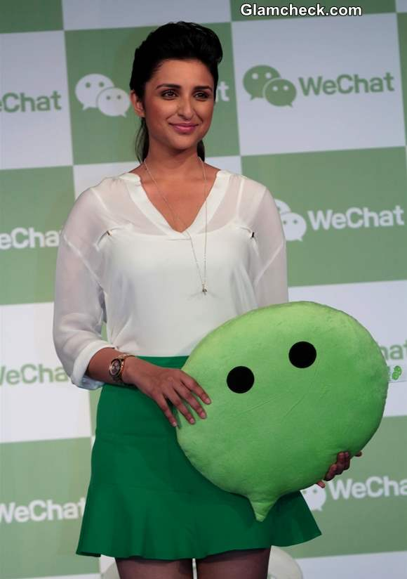Parineeti Chopra casual look