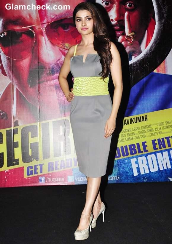 Prachi Desai Policegiri First Look