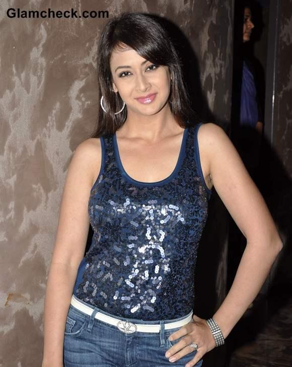 Preeti Jhanginai promotes Kash Tum Hote