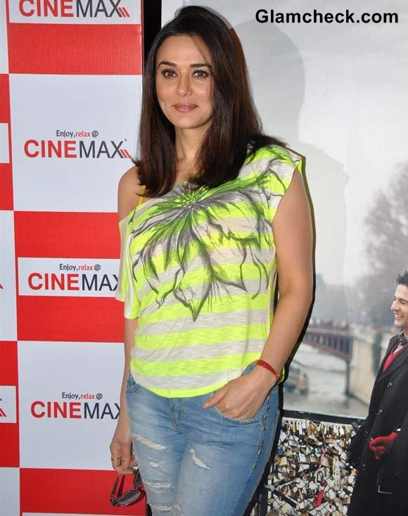 Preity Zinta Announces Ishkq in Paris Release Date