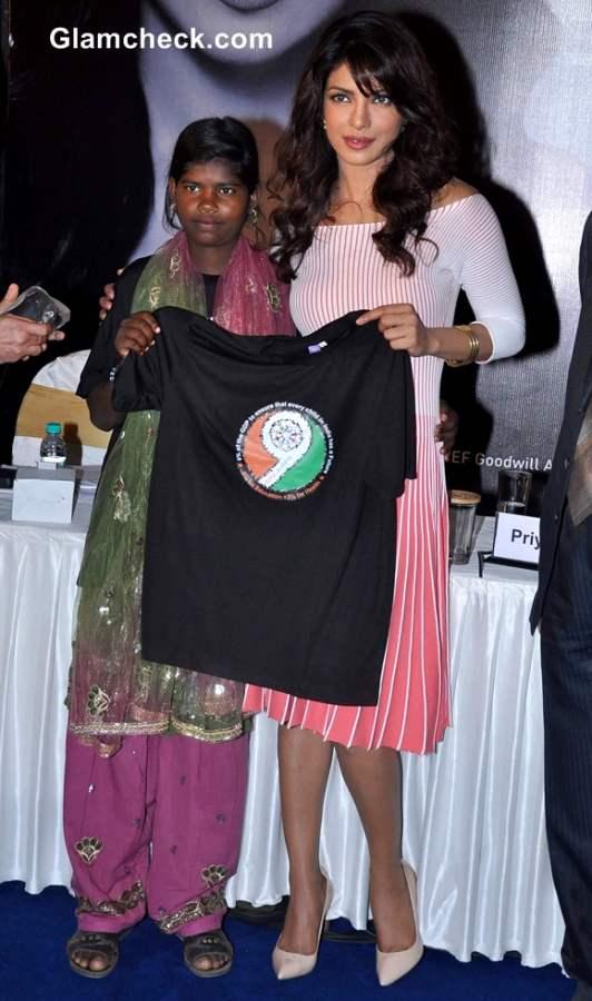 Priyanka Chopra UNICEF brand ambassador