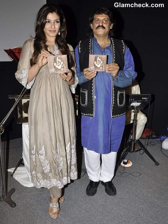 Raveena Tandon Launches Maa