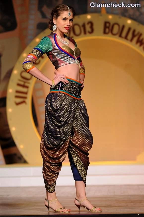 Silhouettes 2013 Bollywood Bytes Fashion Show
