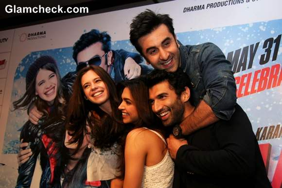 Yeh Jawaani Hai Deewani Cast