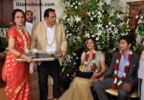 Ahana Deol Engaged to Vaibhav Vora 2013