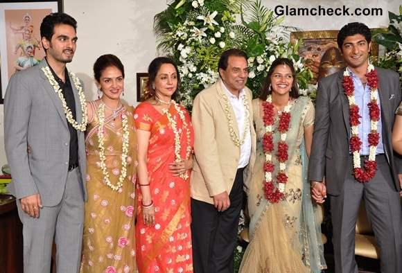 Ahana Deol Vaibhav Vora engagement pictures